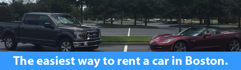 Boston Car Rental Locations, List Of Car Hire Companies In